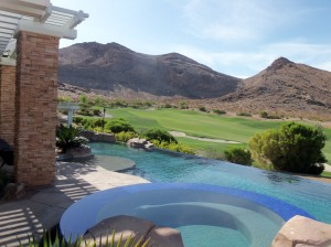 Las Vegas Luxury Estate in Red Rock Country Club
