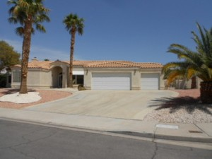 Calico Ridge Las Vegas HUD Home