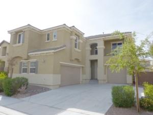 Las Vegas HUD Home in Aliante Master Plan