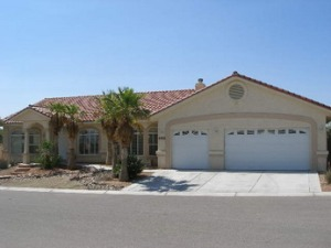Custom Las Vegas HUD Home